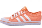 D65803 adidas Honey Stripes Low W 三叶草浅粉色女子休闲板鞋