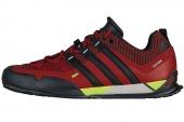 M22633 adidas Terrex Solo Traxion 浅猩红男子户外鞋