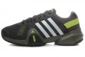 F32330 adidas Barricade 黑色男子网球鞋