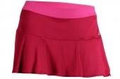 M33078 adidas网球系列红色女子短裙