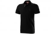 2PU56793601 Puma黑色男子短袖Polo衫