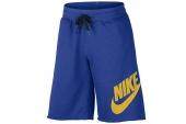 620635-480 Nike蓝色男子运动短裤