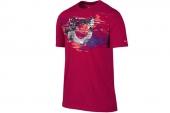 618903-691 Nike杜兰特红色男子短袖T恤