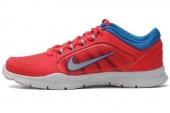 643083-600 Nike Wmns Nike Flex Trainer 4 红蓝色女子训练鞋