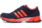 M18821 adidas Marathon TR 10 M 藏青蓝男子跑步鞋