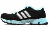 M25862 adidas Marthon TR 10 W 黑色女子跑步鞋