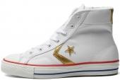 146508 Converse  Chuck Taylor All Star 皮质侧拉链中性硫化鞋