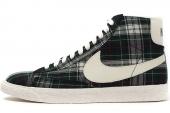 685207-300 Nike WMNS Blazer Mid Textile Prm 深绿色女子休闲板鞋
