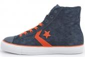 146496 Converse  Chuck Taylor All Star 冬季系列深蓝色中性硫化鞋