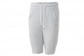 2PU56688003 Puma麻灰色女子针织短裤