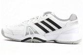 M19754 adidas Bercuda 3 白色男子网球鞋