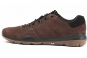 M18555 adidas Anzit Dlx 棕色男子户外鞋