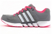 M17434 adidas Runbox CC W 清风系列灰色女子跑步鞋