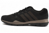 M18556 adidas Anzit Dlx 黑色男子户外鞋