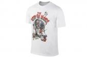 598535-100 Nike白色男子针织短袖T恤