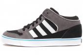 C75269 adidas Culver Mid 三叶草石灰色男子休闲鞋