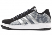 C75283 adidas SS Inspired 贝壳头黑灰色男子网球鞋