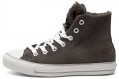 546593 Converse Chuck Taylor All Star 冬季加绒女款硫化鞋
