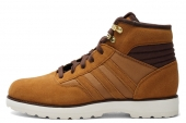 M20645 adidas Navvy 2.0 棕色男子休闲鞋