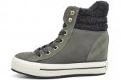 545051 Converse Chuck Taylor All Star 冬季内增高系列女款硫化鞋