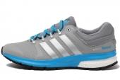 M18570 adidas Ch Sonic Boost M 灰蓝色男子跑步鞋