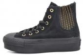 545047 Converse Chuck Taylor All Star 征服冬日系列女款硫化鞋