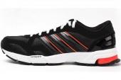 M29640 adidas Marathon 10 ng M 黑色男子跑步鞋
