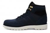 M20644 adidas Navvy 2.0 藏蓝色男子休闲鞋