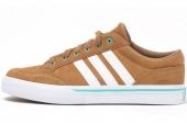 M17974 adidas Gvp Suede 土黄色男子网球鞋