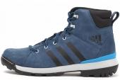 M17475 adidas Trail Cruiser Mid 蓝色男子户外鞋
