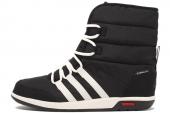 M17370 adidas CH Choleah Padded 黑色女子户外鞋