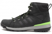 M22750 adidas Trail Cruiser Mid 黑色男子户外鞋
