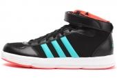 D74594 adidas BTB Supreme 黑色男子篮球鞋