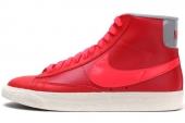 375573-612 Nike Wmns Blazer Mid 开拓者红色女子休闲板鞋