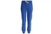 M69914 adidas三叶草蓝色女子针织长裤