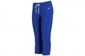 614923-480 Nike深蓝色女子针织七分裤