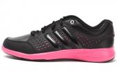 M18149 adidas Arianna III 黑粉色女子训练鞋