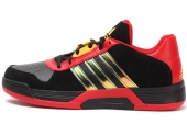 S84920 adidas Linsanity 签约球员系列黑红色男子篮球鞋