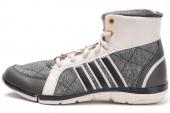 B41232 adidas Lriya III 舞蹈系列灰色女子训练鞋