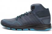 M22866 adidas Climawarm Supreme 军械蓝色男子训练鞋