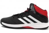 D73931 adidas Lsolation 2 黑色男子篮球鞋