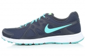 554954-407 Nike Revolution 2 msl 青藏蓝色男子跑步鞋