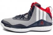 C76581 adidas J Wall 灰色男子篮球鞋