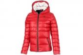 M30444 adidas FEM Down Jacket 红色女子羽绒服