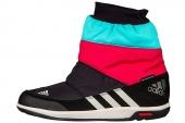 M21452 adidas CH Choleah Poca 黑色女子户外鞋