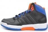 S85115 adidas Linsanity Mid 黑蓝色男子篮球鞋