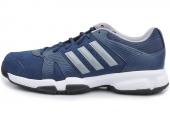 M18037 adidas Barracks F10 蓝色男子训练鞋
