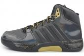 S84917 adidas Linsanity Mid 黑色男子篮球鞋