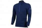 548658-480 Nike深蓝色男子针织长袖T恤