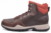 M22781 adidas Rockstack Mid 深棕色男子户外鞋